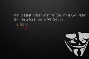 typography simple background anonymous quote