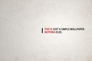 typography simple background simple minimalism
