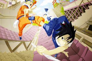 uchiha sasuke uzumaki naruto anime