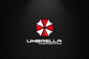 umbrella corporation texture resident evil logo