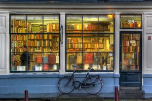 urban stores bicycle books