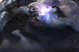 ursa dota 2 creature video games roshan fighting