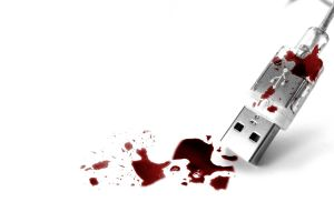 usb blood selective coloring