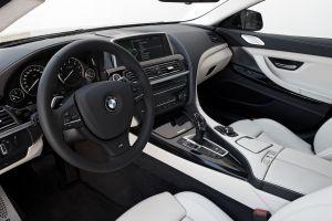 vehicle bmw 6 car car interior bmw