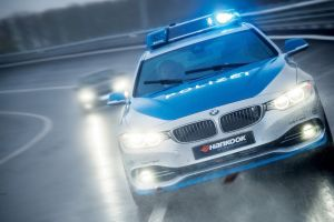 vehicle car bmw police