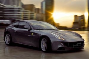 vehicle car ferrari ff