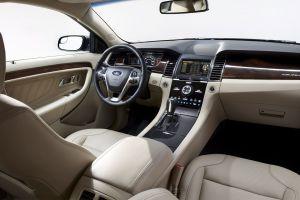 vehicle car interior ford car ford taurus
