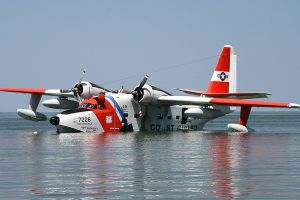 vehicle coast guard airplane sea hydroplane