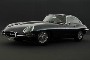 vehicle jaguar e-type black cars car jaguar (car)