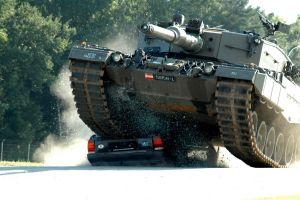 vehicle leopard 2 car military