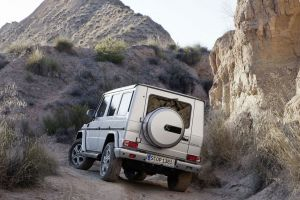 vehicle mercedes g-class car silver cars jeep mercedes benz