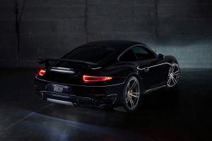 vehicle porsche techart porsche 911 car black cars