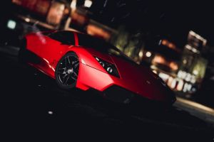 vehicle supercars car red cars black