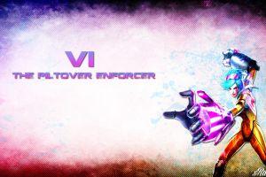 vi (league of legends) video games league of legends