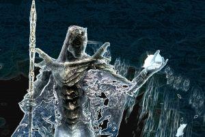 video game art video games the elder scrolls v: skyrim fantasy art