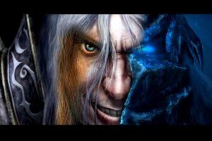 video game characters arthas warcraft iii