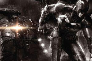 video game heroes artwork batman 2015 (year) video games batman: arkham knight