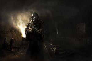 video games apocalyptic metro 2033 metro: last light