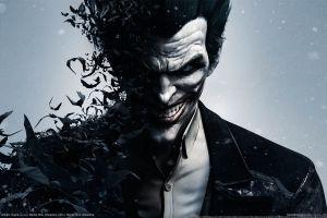 video games batman batman: arkham origins joker