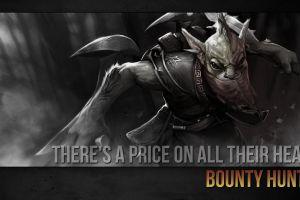 video games bounty hunter (dota2) dota 2