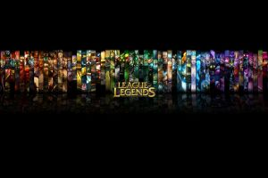 video games collage league of legends