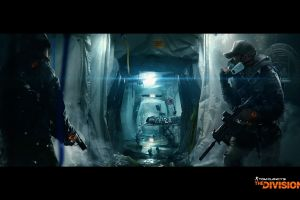 video games computer game concept art tom clancy's the division