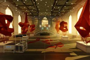 video games deus ex: human revolution futuristic