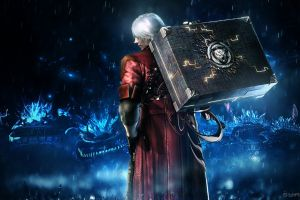 video games devil may cry dante