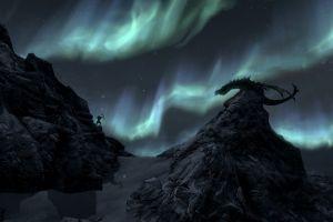 video games dragon the elder scrolls v: skyrim