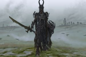 video games draugr warrior the elder scrolls v: skyrim