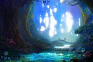 video games fantasy art aion