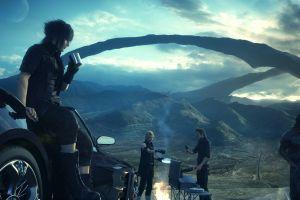 video games final fantasy final fantasy xv