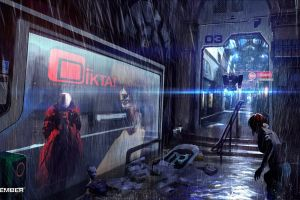 video games futuristic remember me futuristic