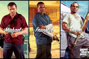 video games grand theft auto v collage grand theft auto