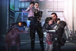 video games jack mass effect 3 commander shepard