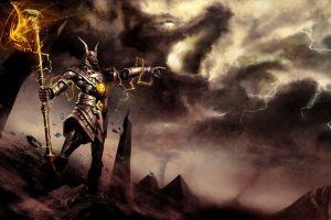 video games league of legends fantasy art