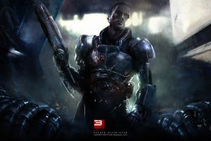 video games mass effect commander shepard mass effect 3 mass effect 2