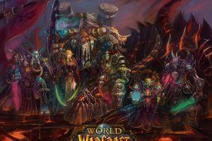 video games pc gaming world of warcraft fantasy art