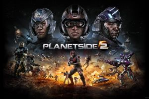 video games planetside 2 planetside