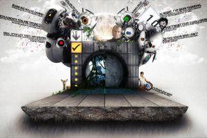 video games portal 2 portal (game)