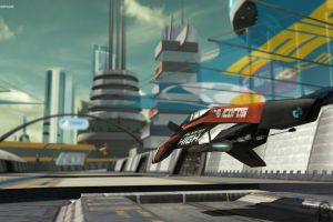video games racing wipeout hd wipeout