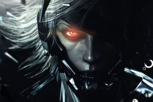 video games raiden metal gear rising: revengeance