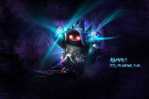 video games rammus league of legends