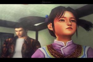 video games sega shenmue dreamcast