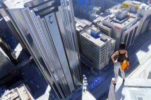 video games skyscraper faith connors mirror's edge parkour
