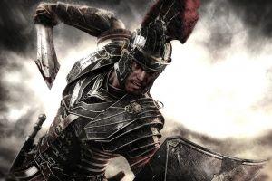 video games soldier ryse ryse: son of rome roman artwork