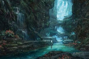 video games tera tera online concept art
