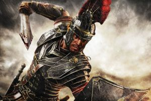 video games video game art sword ryse: son of rome