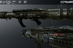 video games weapon crysis crysis 2