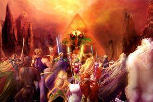 video games yoshitaka amano final fantasy vi terra branford